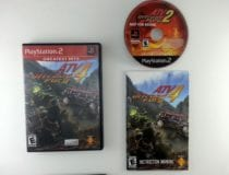 ATV Offroad Fury 4 game for Sony Playstation 2 PS2 -Complete