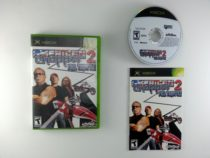 American Chopper 2 Full Throttle game for Microsoft Xbox -Complete