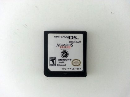 Assassin's Creed II: Discovery game for Nintendo DS - Loose