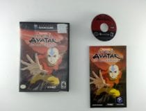 Avatar the Last Airbender game for Nintendo Gamecube -Complete