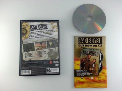 Bad Boys Miami Takedown game for Playstation 2 (Complete) | The Game Guy