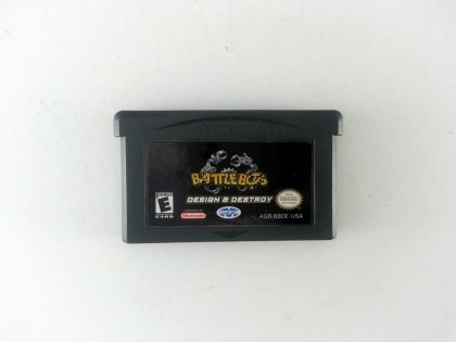 Battlebots Beyond the Battlebox game for Nintendo Gameboy Advance - Loose