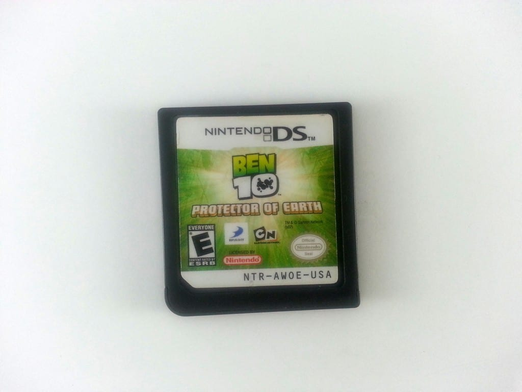 Ben 10 Protector of Earth game for Nintendo DS - Loose