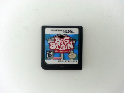 Big Brain Academy game for Nintendo DS - Loose