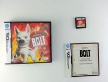 Bolt game for Nintendo DS -Complete