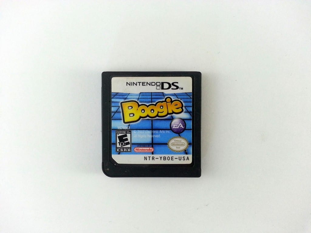 Boogie game for Nintendo DS - Loose
