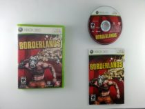 Borderlands game for Microsoft Xbox 360 -Complete