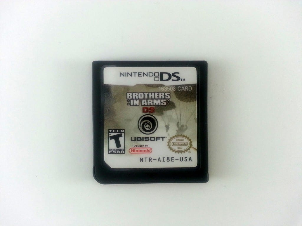 Brothers in Arms War Stories game for Nintendo DS - Loose