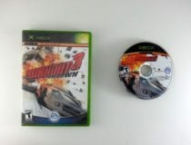 Burnout 3 Take Down game for Microsoft Xbox -Game & Case