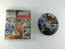 Cabela's North American Adventures 2011 game for Playstation 3 PS3 -Game & Case