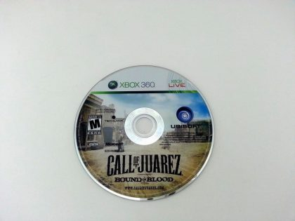 Call of Juarez game for Microsoft Xbox 360 - Loose