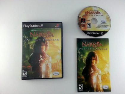 Chronicles of Narnia Prince Caspian game for Sony Playstation 2 PS2 -Complete