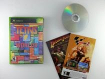 Clone Wars Tetris Worlds Combo Pack game for Xbox (Complete) | The Game Guy
