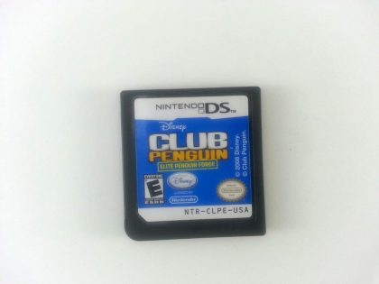 ?Club Penguin: Elite Penguin Force game for Nintendo DS - Loose