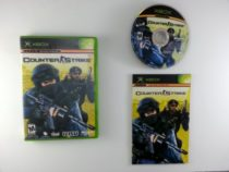 Counter Strike game for Microsoft Xbox -Complete