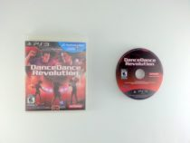 Dance Dance Revolution game for Sony Playstation 3 PS3 -Game & Case