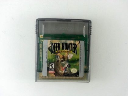 Deer Hunter game for Nintendo GameBoy Color - Loose
