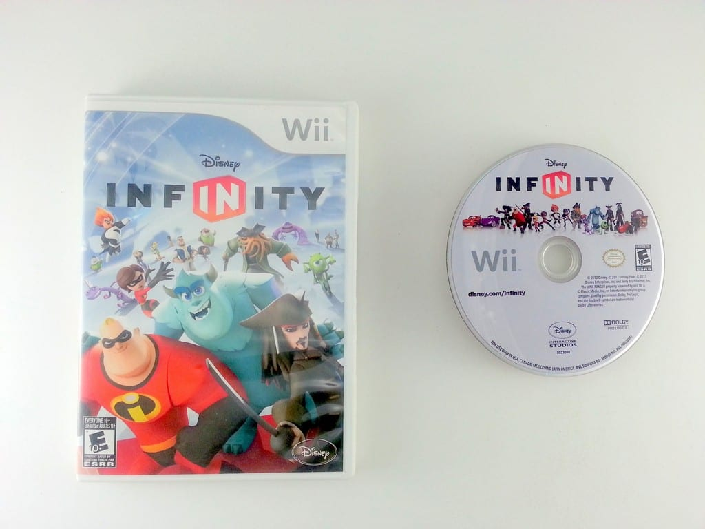 Disney Infinity Starter Pack Game For Wii The Game Guy