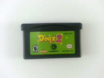 Dogz 2 game for Nintendo Gameboy Advance - Loose