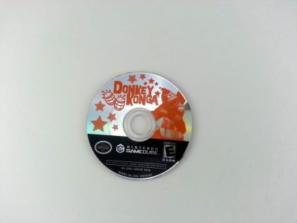 Donkey Konga (Game only) game for Nintendo Gamecube - Loose