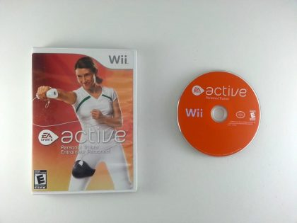 EA Sports Active game for Nintendo Wii -Game & Case