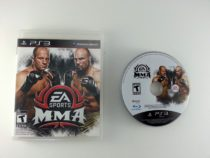 EA Sports MMA game for Sony Playstation 3 PS3 -Game & Case