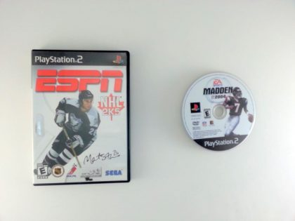 ESPN Hockey 2005 game for Sony Playstation 2 PS2 -Game & Case