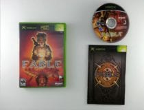 Fable game for Microsoft Xbox -Complete