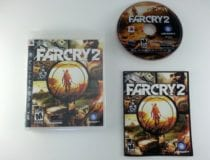 Far Cry 2 game for Sony Playstation 3 PS3 -Complete