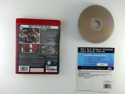 Fight Night Round 3 game for Playstation 3 (Complete)   The Game Guy