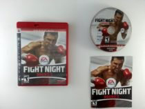 Fight Night Round 3 game for Sony Playstation 3 PS3 -Complete