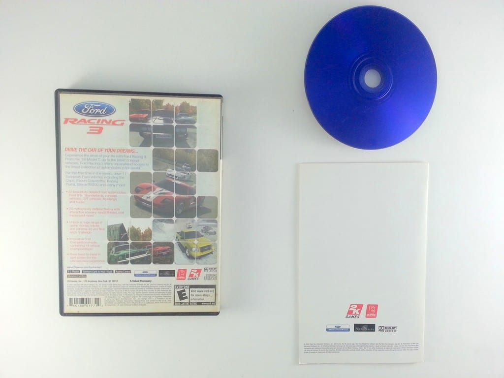 Ford Racing 3 game for Playstation 2 (Complete) | The Game Guy
