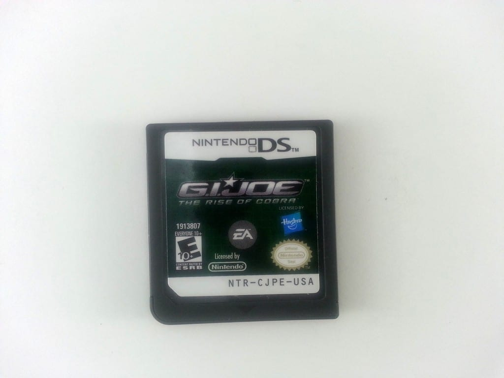 G.I. Joe: The Rise of Cobra game for Nintendo DS - Loose