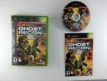Ghost Recon 2 game for Microsoft Xbox -Complete