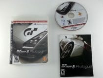 Gran Turismo 5 Prologue game for Sony Playstation 3 PS3 -Complete