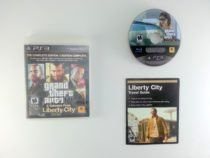 Grand Theft Auto Episodes from Liberty City game for Playstation 3 PS3 Complete