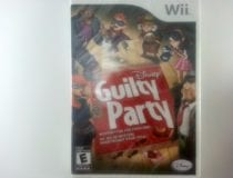 Guilty Party game for Nintendo Wii - New