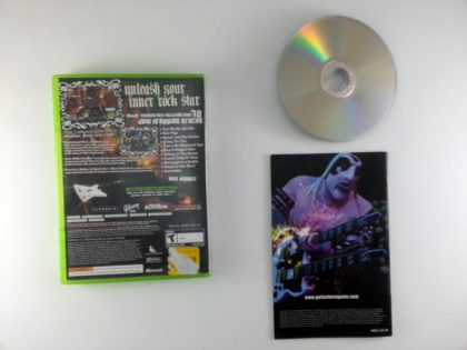 Guitar Hero II game for Xbox 360 (Complete) | The Game Guy