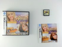 Hannah Montana: The Movie game for Nintendo DS -Complete