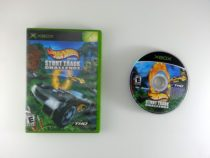 Hot Wheels Stunt Track Challenge game for Microsoft Xbox -Game & Case