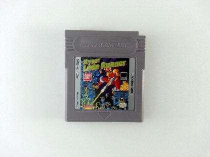 Hyper Lode Runner game for Nintendo GameBoy - Loose