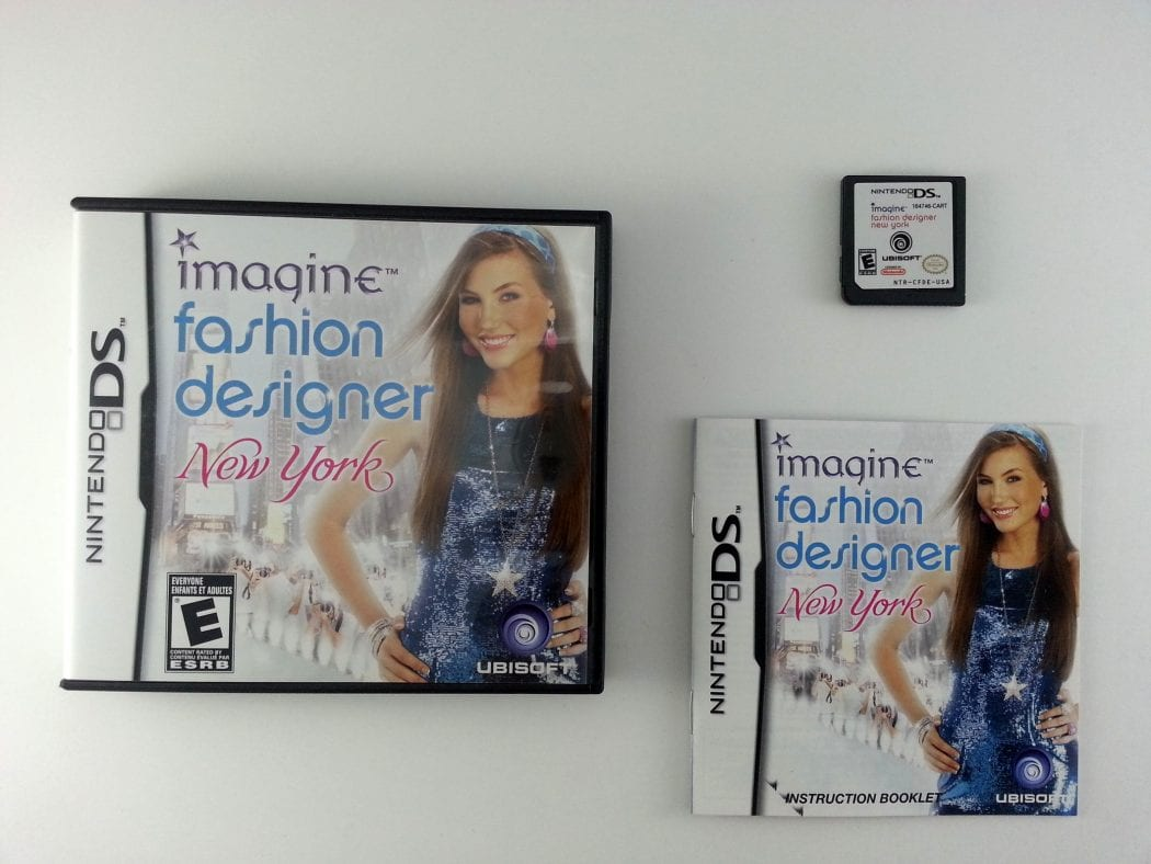 Imagine fashion designer new york game 3