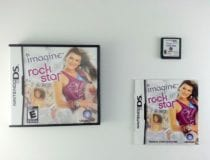 Imagine Rock Star game for Nintendo DS -Complete