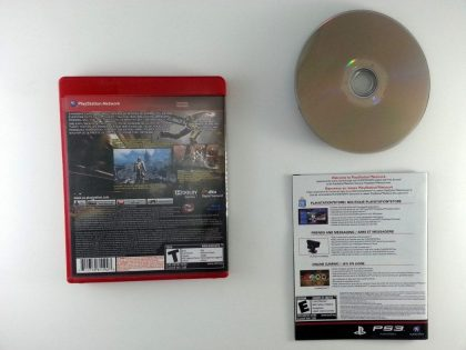 Infamous game for Playstation 3 (Complete)   The Game Guy