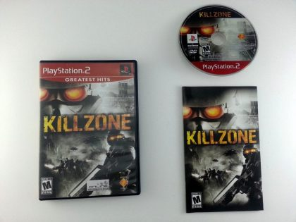 Killzone game for Sony Playstation 2 PS2 -Complete