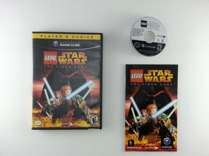 LEGO Star Wars game for Nintendo Gamecube -Complete