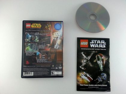 LEGO Star Wars game for Playstation 2 (Complete) | The Game Guy