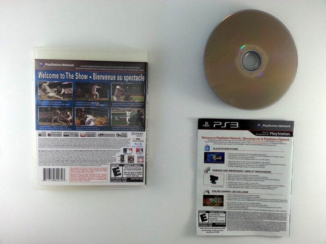 MLB 10 The Show game for Playstation 3 (Complete) | The Game Guy