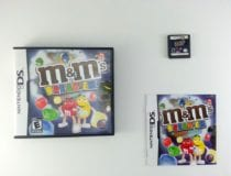 M&M's Break'Em game for Nintendo DS -Complete