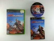 MX Unleashed game for Microsoft Xbox -Complete